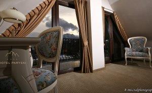 Hotel Paryski Art & Business Hotel **** / 5