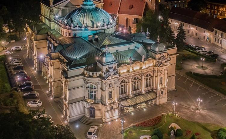 Teatr/kino Teatr im. Juliusza Słowackiego w Krakowie / 3