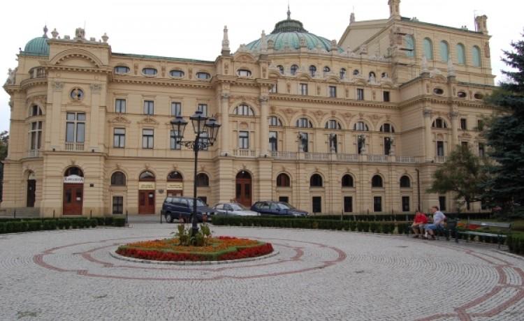Teatr/kino Teatr im. Juliusza Słowackiego w Krakowie / 1