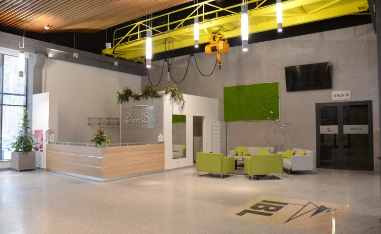 Centrum szkoleniowo-konferencyjne Centrum Konferencyjno-Wystawiennicze Instytutu Badawczego Leśnictwa / 2