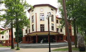 Centrum Konferencyjno-Wystawiennicze Instytutu Badawczego Leśnictwa Centrum szkoleniowo-konferencyjne / 0