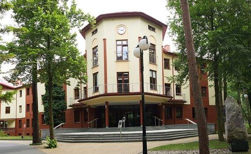 Centrum szkoleniowo-konferencyjne Centrum Konferencyjno-Wystawiennicze Instytutu Badawczego Leśnictwa / 4