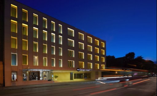 Hotel **** INX Design Hotel / 0