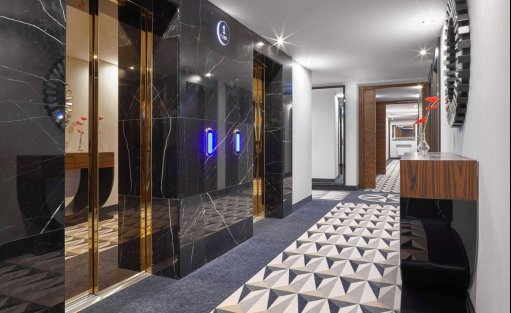 Hotel **** INX Design Hotel / 2