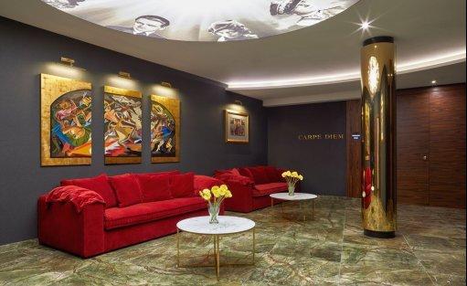 Hotel **** INX Design Hotel / 1