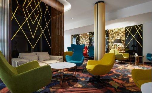 Hotel **** INX Design Hotel / 3