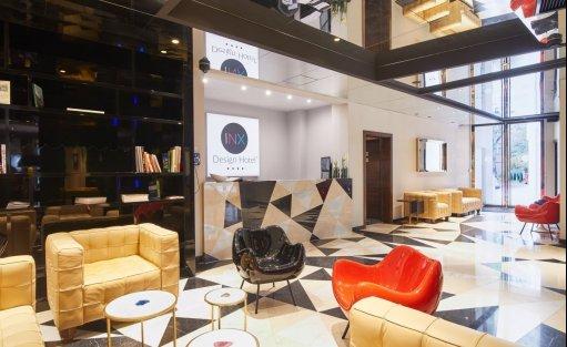 Hotel **** INX Design Hotel / 5