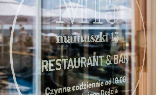 Restauracja M15 Sopot / 8