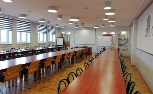 Sala Konferencyjna PSS w Olkuszu
