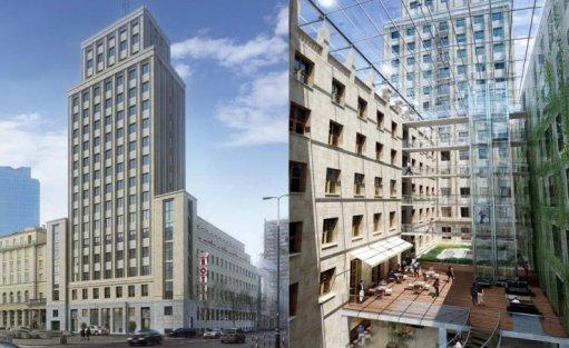 Hotel Warszawa/Prudential