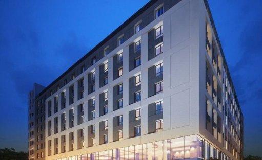 Hotel **** Hotel Arche Krakowska Warszawa / 0