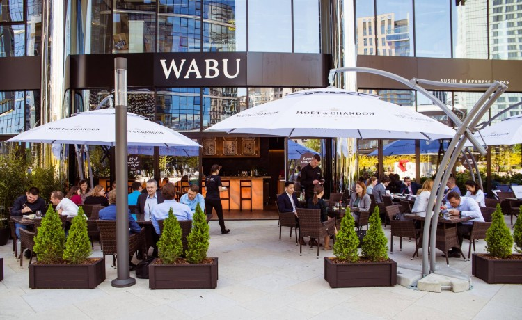 Restauracja Wabu sushi & japanese tapas / 0
