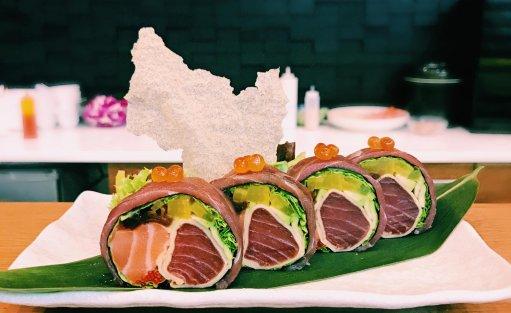 Restauracja Wabu sushi & japanese tapas / 7