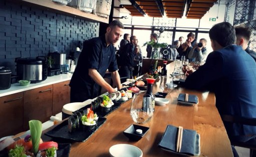 Restauracja Wabu sushi & japanese tapas / 5