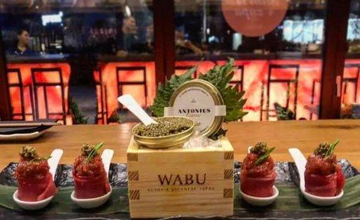 Restauracja Wabu sushi & japanese tapas / 8