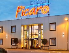 Hotel Picaro***Stok