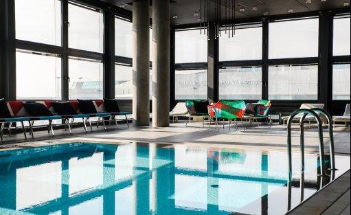Obiekt konferencyjny Renaissance Warsaw Airport Hotel / 8