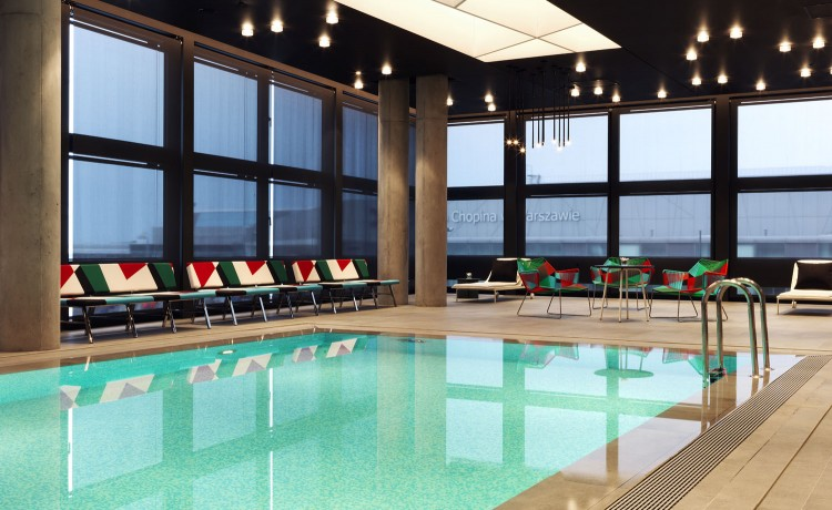 Obiekt konferencyjny Renaissance Warsaw Airport Hotel / 6