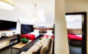 Hotel Jakubus Hotel *** / 4