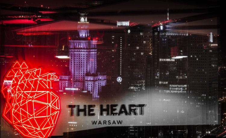 The Heart Warsaw