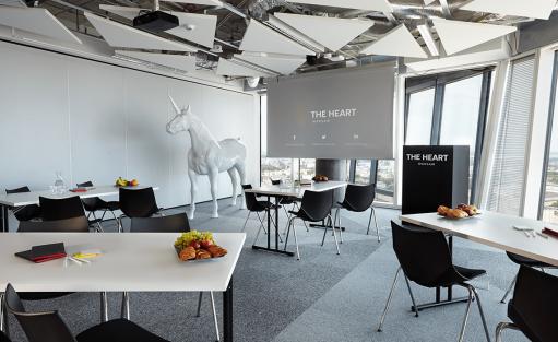 Centrum szkoleniowo-konferencyjne The Heart Warsaw / 0