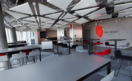 Centrum szkoleniowo-konferencyjne The Heart Warsaw / 1
