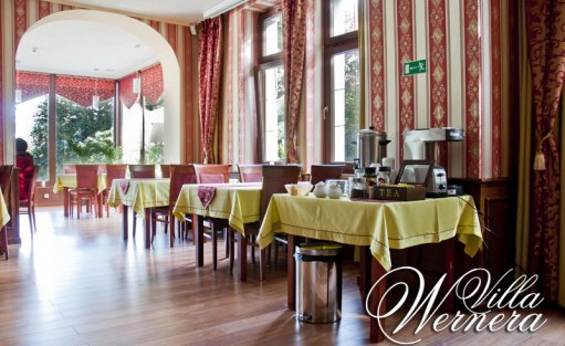 Hotel *** Hotel Villa Wernera / 13