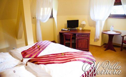 Hotel *** Hotel Villa Wernera / 1