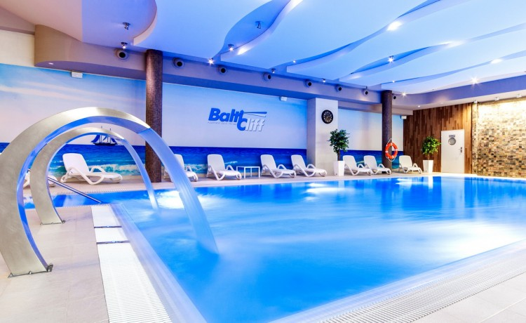 Baltic Cliff Apartments Spa & Wellness