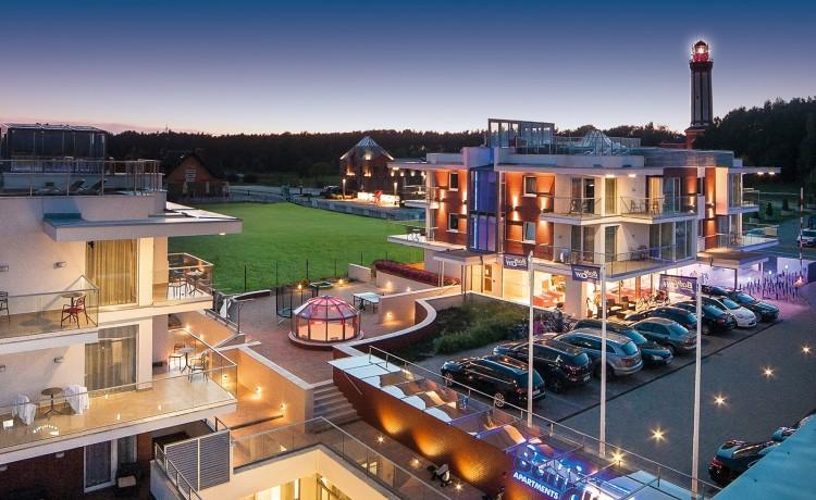 Hotel SPA Baltic Cliff Apartments Spa & Wellness / 2