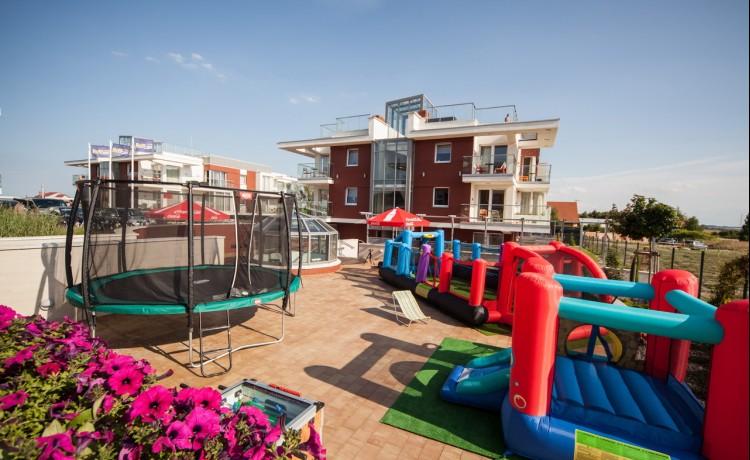 Hotel SPA Baltic Cliff Apartments Spa & Wellness / 1