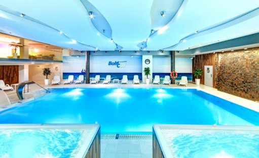 Hotel SPA Baltic Cliff Apartments Spa & Wellness / 26