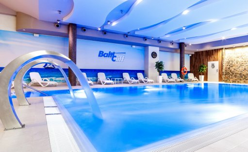 Hotel SPA Baltic Cliff Apartments Spa & Wellness / 22