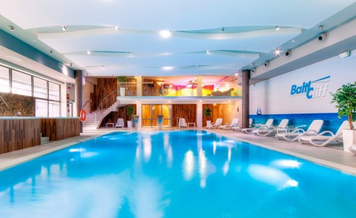 Hotel SPA Baltic Cliff Apartments Spa & Wellness / 18