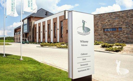 Hotel Mazury Golf & Country Club