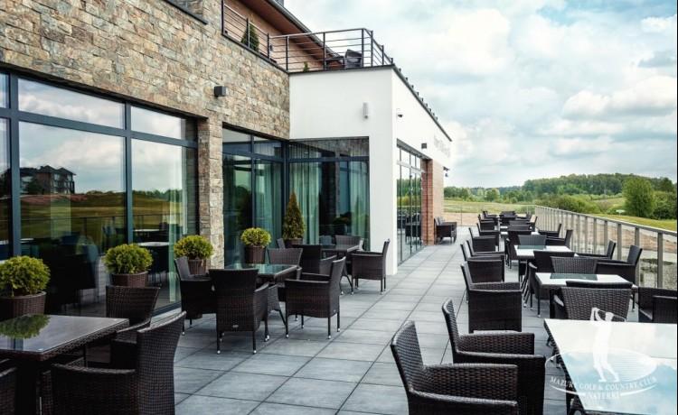 Ośrodek szkoleniowo- wypoczynkowy Hotel Mazury Golf & Country Club / 4