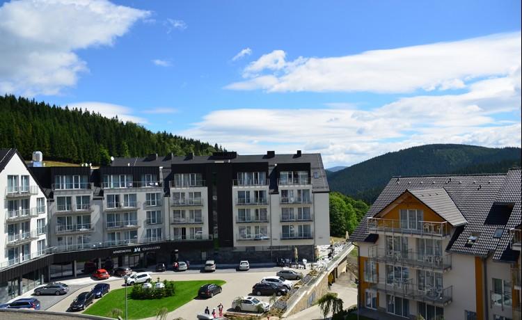 Hotel SPA Aparthotel Czarna Góra / 1