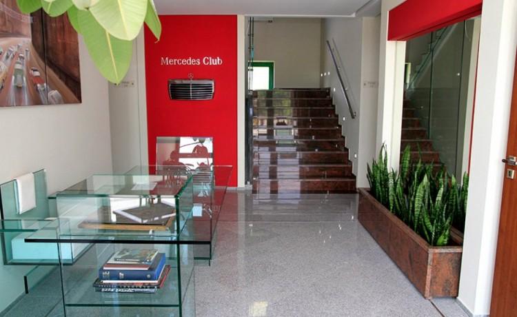 Obiekt szkoleniowo-wypoczynkowy Centrum Konferencyjno-Rekreacyjne Mercedes Club Mrągowo / 2