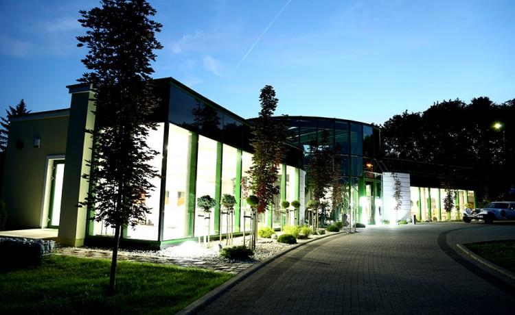Obiekt szkoleniowo-wypoczynkowy Centrum Konferencyjno-Rekreacyjne Mercedes Club Mrągowo / 1