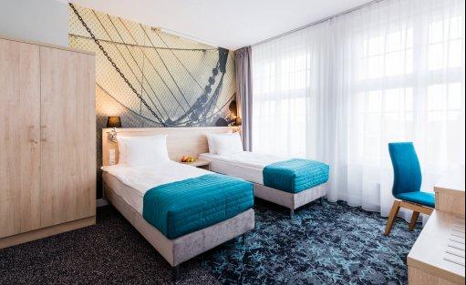 Hotel *** Hotel Eureka / 8