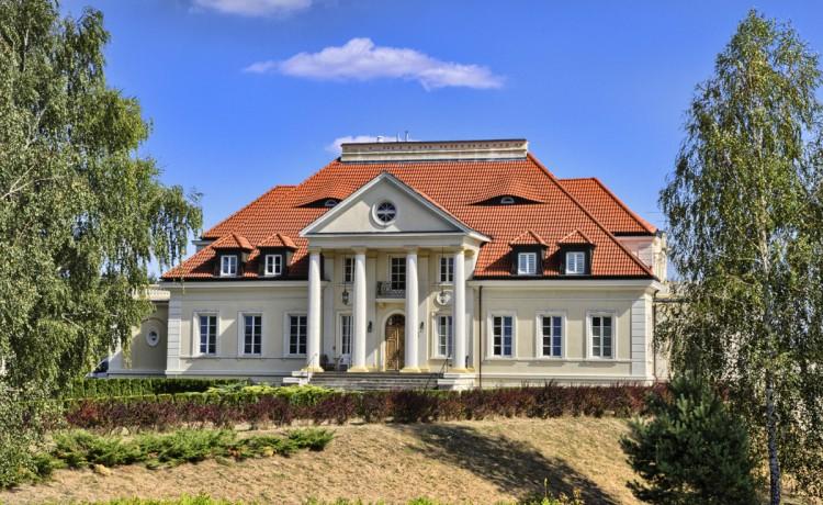 Pałace, dworki, zamki Dwór Polski Osieczek / 0