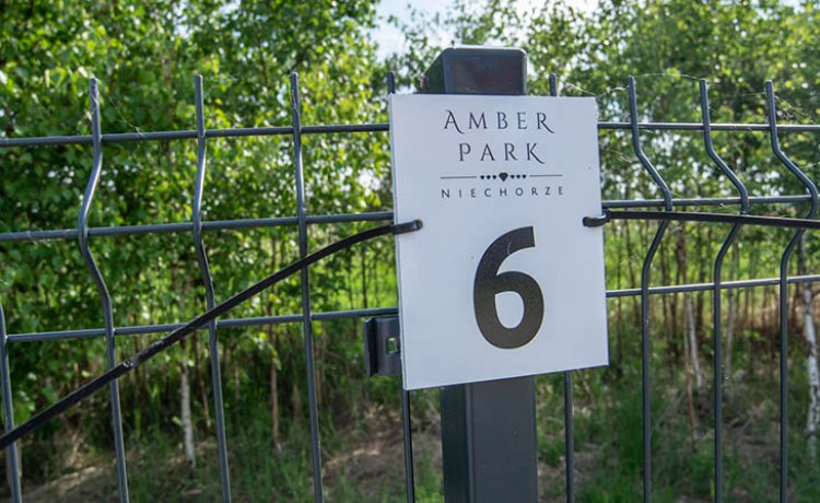 Obiekt szkoleniowo-wypoczynkowy Amber Park Niechorze / 5