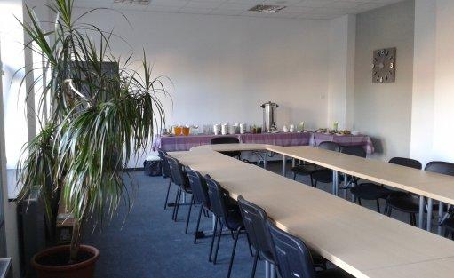 Sala konferencyjna Awokado Lunch Bar - Sale Szkoleniowe / 3