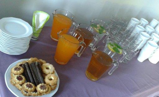 Sala konferencyjna Awokado Lunch Bar - Sale Szkoleniowe / 25