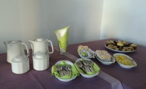 Awokado Lunch Bar - Sale Szkoleniowe Sala konferencyjna / 3