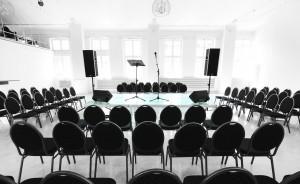 City Hall Obiekt konferencyjny / 2
