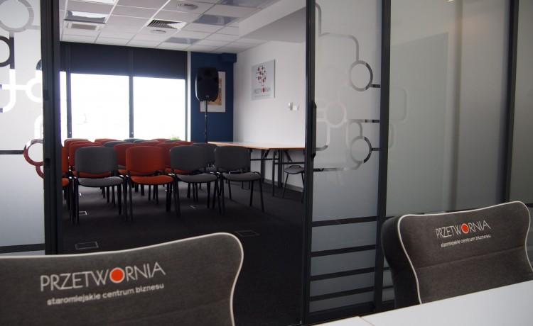 Centrum szkoleniowo-konferencyjne Staromiejskie Centrum Biznesu Przetwornia / 12