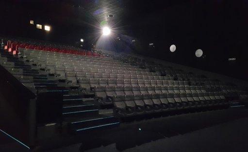 Teatr/kino OH KINO Arkady Wrocławskie / 7