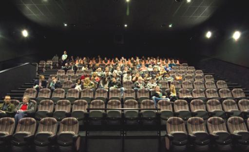 Teatr/kino OH KINO Arkady Wrocławskie / 4