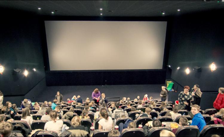 Teatr/kino OH KINO Arkady Wrocławskie / 6